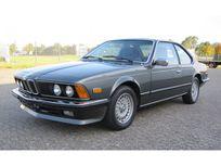 1982 bmw 635 csi (e24)