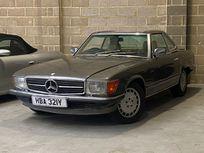 1983 mercedes-benz sl500 r107
