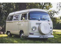 1969 volkswagen camper 1600 westfalia