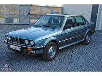 benzin - bmw 325ix e30 - 1987