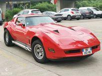 benzin - chevrolet corvette c3 notchback - 1975