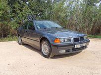 benzin - bmw 318tds e36 70k km 1ère main - 1995 *sans réserve