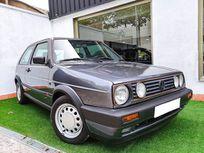 benzin - volkswagen golf 2 gti - 1989