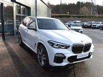 Bmw X5 M50d Weiss Gebrauchtwagen Gebrauchtwagen Suchen Das Parking