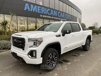 g.m.c sierra 1500 crew cab at4 carbon pro edition