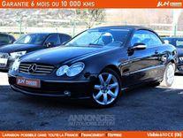 mercedes clk cabriolet avantgarde 200 1.8 163