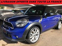 mini paceman cooper s 184ch pack red hot chili ii all4