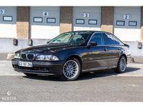 benzin - bmw 540ia e39 - 2001