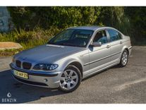 benzin - bmw 325xi e46 - 2004