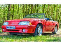 benzin - ford mustang iii 5.0 gt convertible - 1991