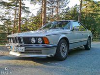 benzin - bmw 628 csi e24 29k km - 1981