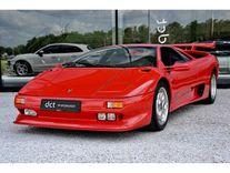 5.7i v12 1st owner diablo rosso red