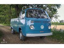 benzin - volkswagen t2 pick up - 1973