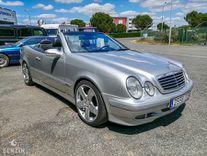 benzin - mercedes-benz clk 430 cabriolet - 2001