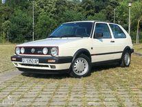 benzin - volkswagen golf 2 gti 1ère main - 1991