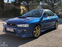 benzin - subaru impreza gt turbo - 1999