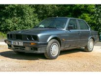 benzin - bmw 324td e30 projet - 1989 *sans réserve acy