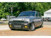 benzin - renault 5 alpine coupe - 1976 acy