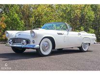 benzin - ford thunderbird - 1956