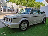 benzin - volkswagen golf 1 cabriolet gli - 1989