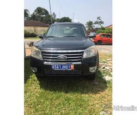 FORD EVEREST 2011