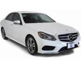 E 250 BLUETEC 4MATIC LUXURY SEDAN