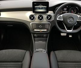 2019 MERCEDES-BENZ GLA GLA 200 AMG LINE EDITION PLUS 5DR AUTO