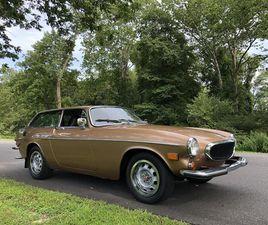 1973 VOLVO P1800ES (1973)