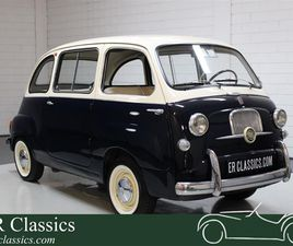 FIAT 600 MULTIPLA | EXTENSIVELY RESTORED | 1956 (1956)