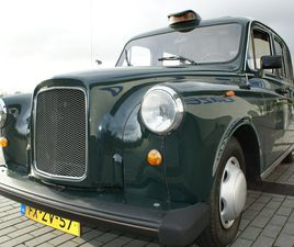 FAIRWAY DRIVER TAXI 2.7 DSL AUTOMAAT
