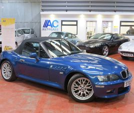 BMW Z3 2.2 SPORT 2DRLOW MILES RARE FUTURE CLASSIC