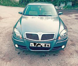 BRILLIANCE M2 BRILIANCE M2 2007Г ЗА 230 ТЫС РУБ В АЛЬМЕТЬЕВСКЕ