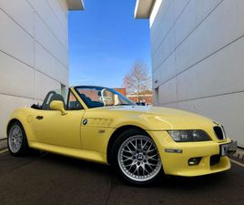 2002 BMW Z3 SPORT ROADSTER 2.2 (ONE PRIVATE OWNER, BEST COLOUR, SERV HIST)