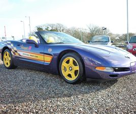 1998 CHEVROLET CORVETTE C5 5.7 V8 1998 INDY 500 PACE CAR - VERY RARE CAR - APPRECIATING CL