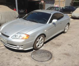 HYUNDAI COUPE '04 FX FULL EXTRA A/C ABS
