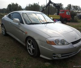 HYUNDAI S-COUPE '02 1 ΧΈΡΙ A/C ΥΔΡΑΥΛΙΚΌ ABS AIRB