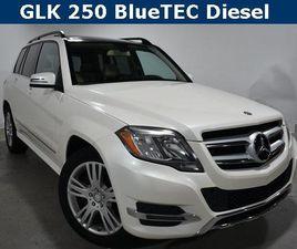 GLK 250 BLUETEC 4MATIC