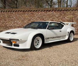1985 DETOMASO PANTERA GT5 FOR SALE