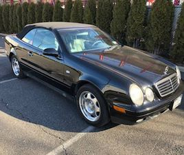 1999 MERCEDES-BENZ CLK320 FOR SALE