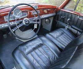 1956 MERCEDES-BENZ 300SC SUNROOF COUPE
