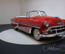 1953 CHEVROLET BEL AIR 1953 CONVERTIBLE IN BEAUTIFUL CONDITION