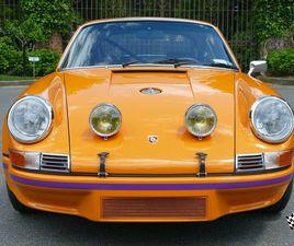 1972 PORSCHE 911RS 1972 PORSCHE 911 RSR TRIBUTE