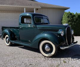 1938 FORD MODEL 81A FOR SALE