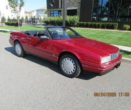1993 CADILLAC ALLANTE LAST YEAR NORTHSTAR V-8 300 H.P. OUTSTANDING