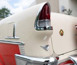 1955 CHEVROLET BEL AIR NUMBERS MATCHING