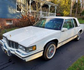 1991 CADILLAC COUPE DEVILLE SPRING EDITION