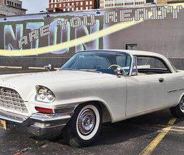 1958 CHRYSLER 300D HEMI 392
