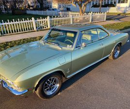 1969 CHEVROLET CORVAIR COUPE
