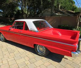 1963 FORD FAIRLANE RANCHERO