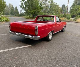 1966 FORD RANCHERO FOR SALE